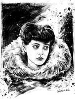 Rachael Blade Runner by IgnacioRC