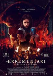 ERREMENTARI official movie poster by IgnacioRC