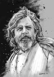 Luke Skywalker by IgnacioRC