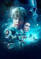 The Empire Strikes Back by IgnacioRC