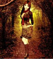 Anime Girl by Raini-Tempest