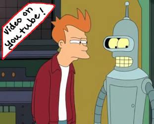 Genki Rockets    Breeze    Bender Loves Fry    :3 by CameronNielsen