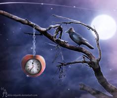 Keeper of Time by Akira-Miyashi