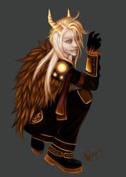 Mallek - Vengeance by Athenas-Sanctuary