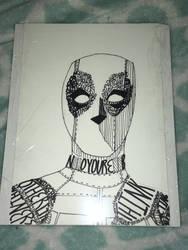 Deadpool  by oXGoldFinchXo