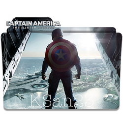 Captain America: The Winter Soldier Icon by KSan23