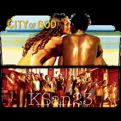 City of God (2003) Icon by KSan23