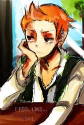 I feel like... by Izzu-shi