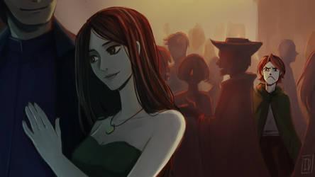 Kingkiller: Denna by Izzu-shi