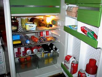 The Refrigerator Art by bangboombang