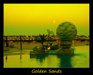 Golden Sands by XtraVagAnT