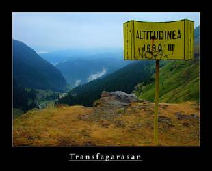 Transfagarasan by XtraVagAnT