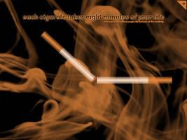 No Smoking by XtraVagAnT