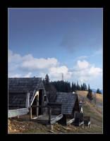 Cabane abandonate by XtraVagAnT