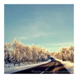 winter dream No. 8 by naturetimescape