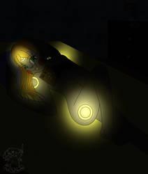 Who Needs A Night Light? by MetalGearPika