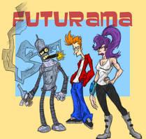 Futurama by tradersluck