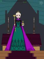 disney - coronation day by Tenshichan1013