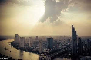Bangkok by Day by DeoIron