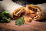 Chicken Tikka Wrap... by DeoIron