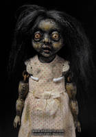Jamara - Zombie Art Doll by shainerin