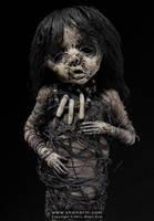 Mummy Sculpture M37 by shainerin