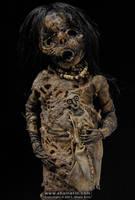 Mummy Sculpture M38 by shainerin