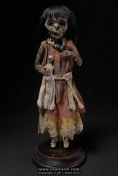 Mummy Sculpture M40 by shainerin