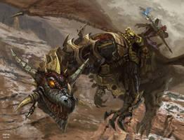 dragon by KEKSE0719