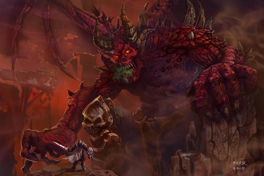 demon by KEKSE0719