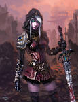 blood elf by KEKSE0719