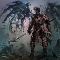 DaemonMage by KEKSE0719
