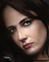 Eva Green by KEKSE0719