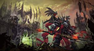 Iron blood by KEKSE0719