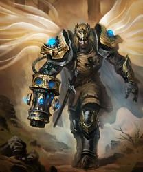 Angel knight by KEKSE0719