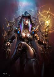 Elf Queen by KEKSE0719