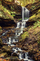 Horseshoe Falls by JessicaDobbs