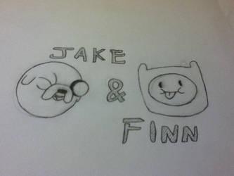Adventure Time Fanart by markusman1