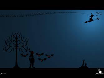 Strange Night by Arcaziel