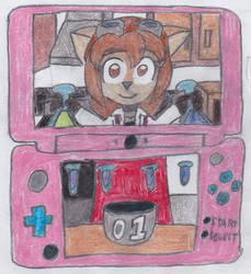 Fake Gameplay Screenshot: Dr Doe by ricol-wildcat