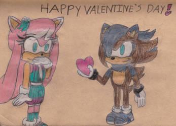 Happy Valentine's Day, thegraypumpkin! by ricol-wildcat