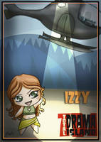 Chiby Izzy by Maye1a