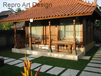 Villa House by ReproArtDesign