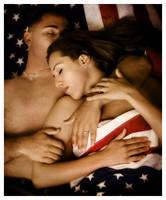 Love united by War by Cuellar