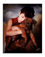 Puppy Love by Cuellar