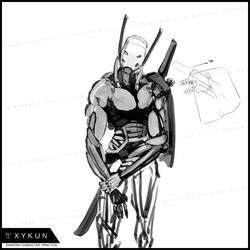 [RCD] 14 - Bateel by Xykun