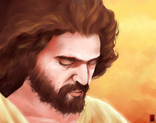 Jesus Study by NRMStudios