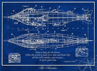 The Nautilus (poster) by NRMStudios