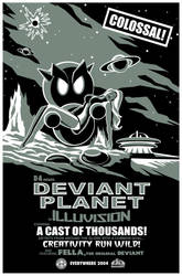 Deviant Planet by timshinn73