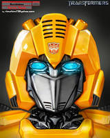 Movie Bumblebee Battle Mode by timshinn73